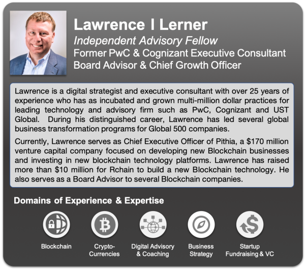 Experience Card-Lawrence l Lerner 2019